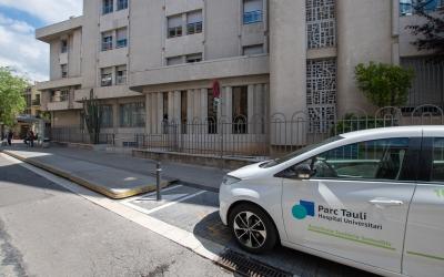 El Taulí pren mesures contra el coronavirus a la Residència Sardà i Salvany | Roger Benet