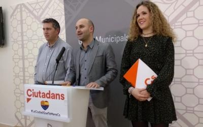 Regidors de Ciutadans a l'Ajuntament/ Arxiu Ràdio Sabadell