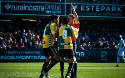 Imatge del Castellón-Sabadell de la primera jornada de la segona volta | Sendy Dihör
