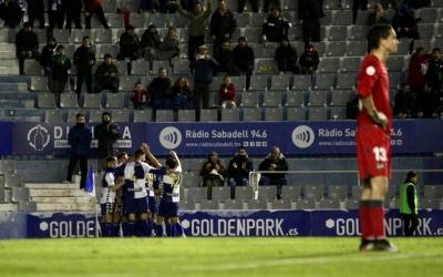 Els jugadors del Sabadell encara hauran d'esperar unes tres setmanes per tornar-se a entrenar a la NCA | Sendy Dihör