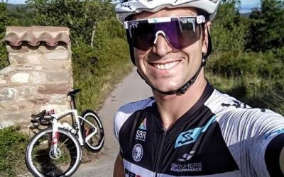El passat 4 de maig, Blanchart va poder sortir novament amb la seva bicicleta | @miquel_blanchart