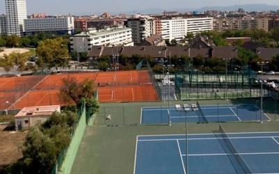 Les instal·lacions del carrer Prat de la Riba tornen a estar operatives | @clubtennissabadell