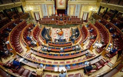 El Congrés dels Diputats ajornarà per quarta vegada el decret d'estat d'alarma | ACN