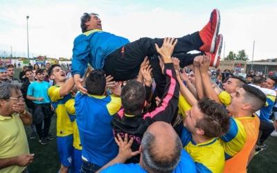 Quico Díaz va portar el Sabadell Nord a un ascens històric a Primera Catalana | Roger Benet