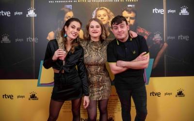 L'actriu Elisabet Casanovas és la protagonista de 'Drama' | Cedida