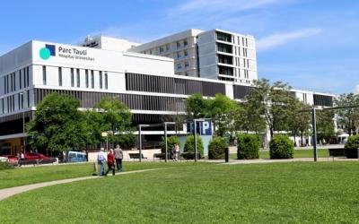 Els pacients hospitalitzats al Parc Taulí baixen a quatre | Roger Benet