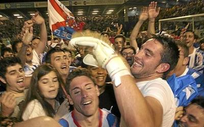 Mackay va ser l'heroi de l'ascens de la Ponferradina l'any 2010 | César Sáncehz (El Mundo)