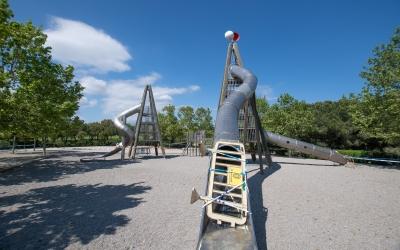 Sabadell reobre aquest divendres els parcs infantils | Roger Benet