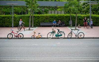 L'Ajuntament instal·larà 19 nous aparcaments per a bicicletes | Roger Benet
