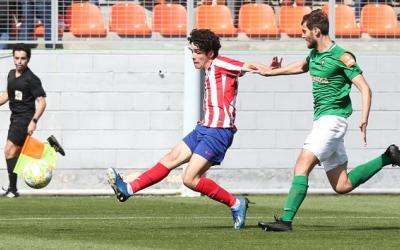 Sergio Camello és un dels jugadors a tenir més en compte | @AtletiAcademia