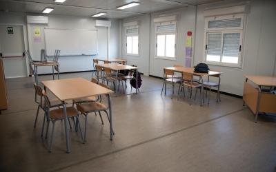 La CGT i CCOO s'oposen a la reobertura dels centres educatius la setmana que ve a Sabadell   Roger Benet
