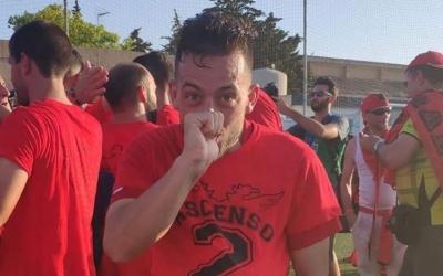 Romero, doble ascens amb el Mirandés i el Sevilla Atlético | @antonioromeroboz