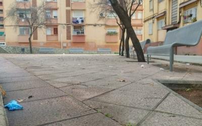 Escenari del crim, el 30 de gener passat/ Pere Gallifa