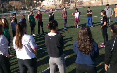 Imatge d'un dels programes esportius de la ciutat/ Ajuntament de Sabadell