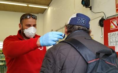 L'alberg temporal ha atès una quarantena d'usuaris durant l'estat d'alarma | Cedida