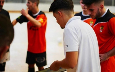 Darío Martínez va dirigir el Castellar | Instagram