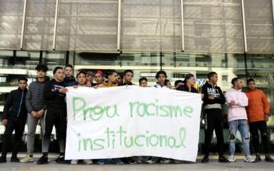 SOS Racisme creu que el racisme està interioritzat a la nostra societat | ACN