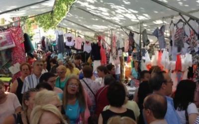 Imatge d'un dels mercats de Sabadell/ Cedida marxants