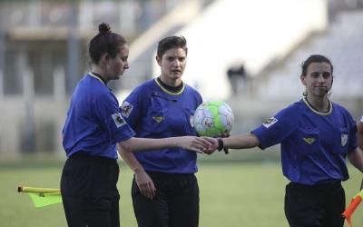 L'assistent Peralta Geis (dreta) podria ascendir a Segona | FCF