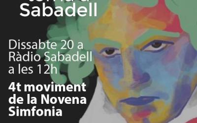 Imatge de la campanya en la qual hi participa Ràdio Sabadell | Roger Benet