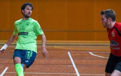 Pepe Font canvia el verd de la Pia pel blanc del Club   Futsal Pia
