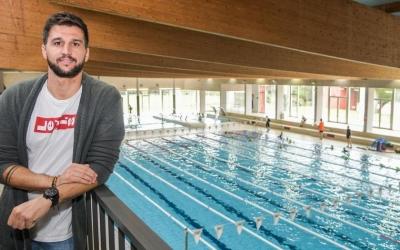 Jordi Millán, actual tècnic del Sant Feliu | Roger Benet