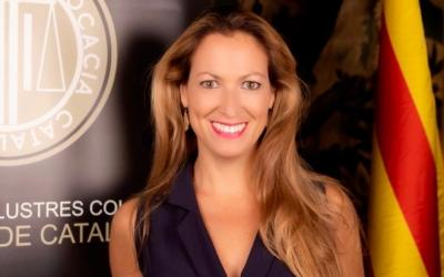 Maria Eugènia Gay, nova presidenta del Consell de l'Advocacia Catalana | Cedida