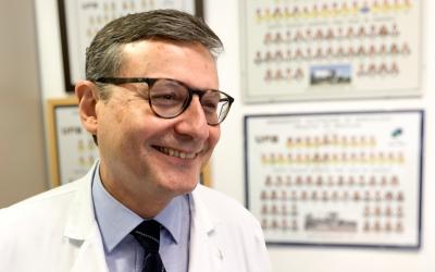 El doctor Salvador Navarro en una foto d'arxiu | Parc Taulí