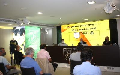 La Junta Directiva de l'FCF ha aprovat els nous plans de competició | FCF