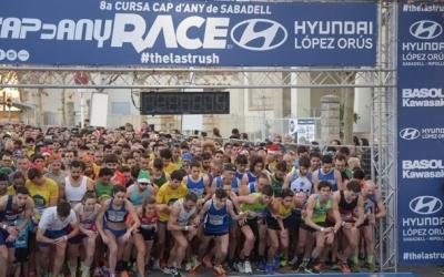 Imatge d'una de les sortides de la Cap d'Any Race | Roger Benet