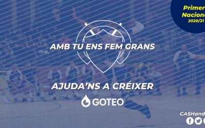Imatge de la campanya 'Un somni fet ascens' | Creu Alta Sabadell Handbol