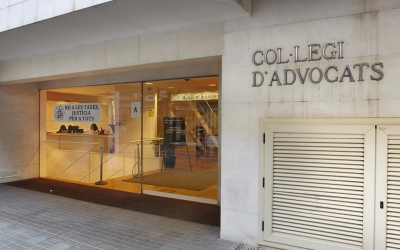 Seu de l'Il·lustre Col·legi de l'Advocacia de Sabadell | Cedida