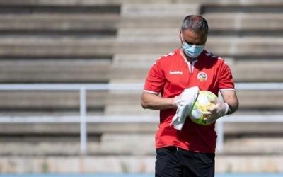 Jordi Bransuela, responsable de material del Centre d'Esports | Roger Benet