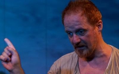 Jaume Garcia Arija, com a Van Gogh/ Teatre Gaudí