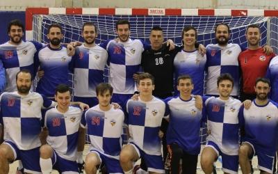 Plantilla creualtenca que ha aconseguit l'ascens a Nacional | Creu Alta Sabadell Handbol