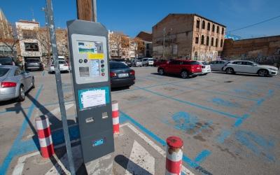 El Vapor Turull és l'àrea més gran de zona blava de Sabadell | Roger Benet