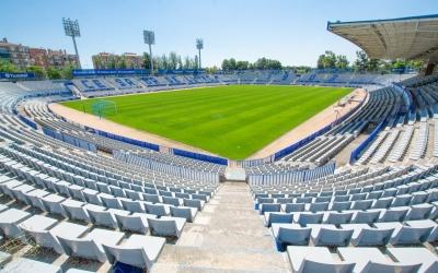 L'últim partit disputat al 'Temple' va ser l'amistós del Sabadell contra l'Europa el passat 10 de juliol | CE Sabadell