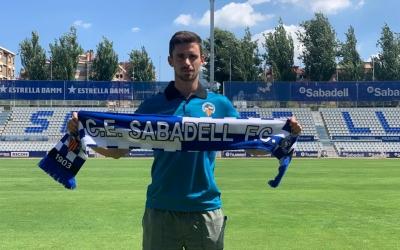 Jaime Sánchez ja és a la ciutat   CE Sabadell