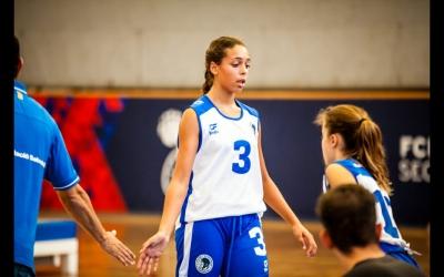 Maria Anaïs Rodríguez també ha estat convocada amb la selecció espanyola | Cedida