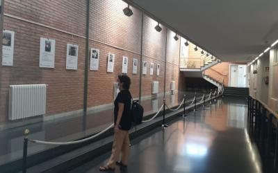 Interior d'un centre cívic/ Ajuntament de Sabadell