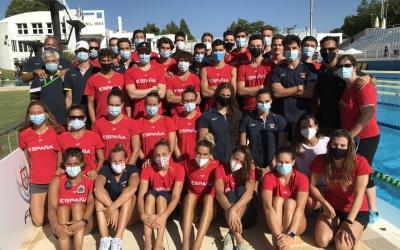L'expedició espanyola ja fa uns dies que es troba a Portugal | RFEN