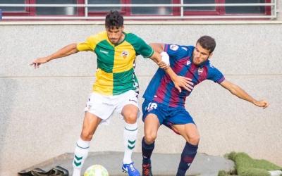 Néstor Querol ha marcat vuit gols aquesta passada temporada | Cedida