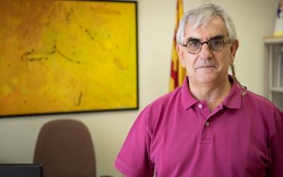 Jesús Viñas, director de Serveis Territorials d'Educació al Vallès Occidental | Roger Benet