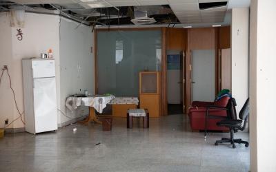 Interior dels baixos ocupats a la carretera de Barcelona número 292 | Roger Benet