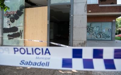 Ocupació conflictiva a la carretera de Barcelona | Roger Benet