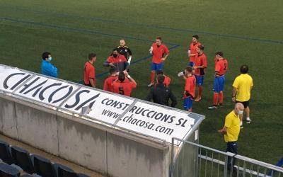 Becerril dóna indicacions als seus fa uns dies a Mataró | @SabadellNord