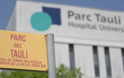 El nombre de pacients ingressats al Taulí ha baixat de 90 a 97 en les últimes hores | Roger Benet