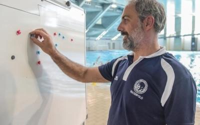 Palma s'ha mostrat encantat amb la plantilla que dirigirà aquesta temporada | Roger Benet
