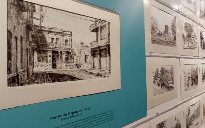 La mostra inclou més de 300 obres de l'artista sabadellenc | Helena Molist