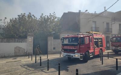 Bombers actuant aquesta tarda | Pau Duran